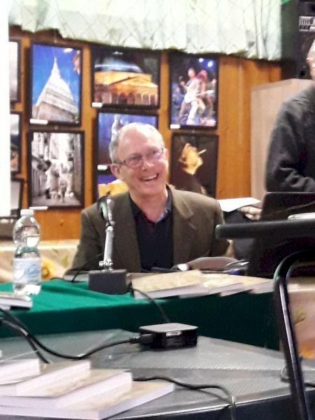Gianfranco Martinatto Presentazione libro Piossasco da Borgo a Paese